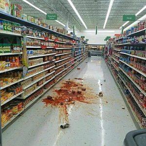 Reflektime nga demtimi ne supermarket